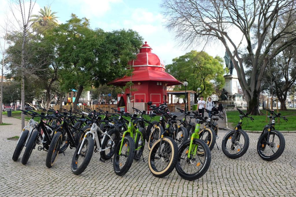 Fatbikes Lisbon