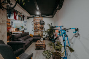 Lisbon bike shop CANYON